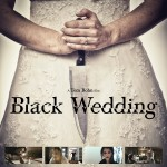 Black Wedding poster