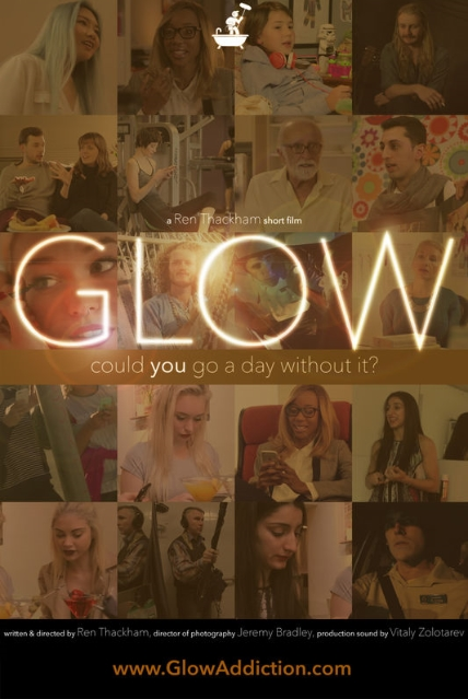 glow film poster