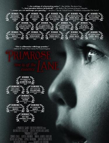 primrose lane poster