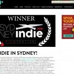 sydney indie at filmfest