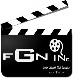 FGN Inc Clapperboard