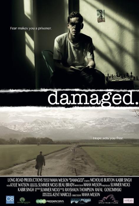 damaged-poster-sydney-indie-ff