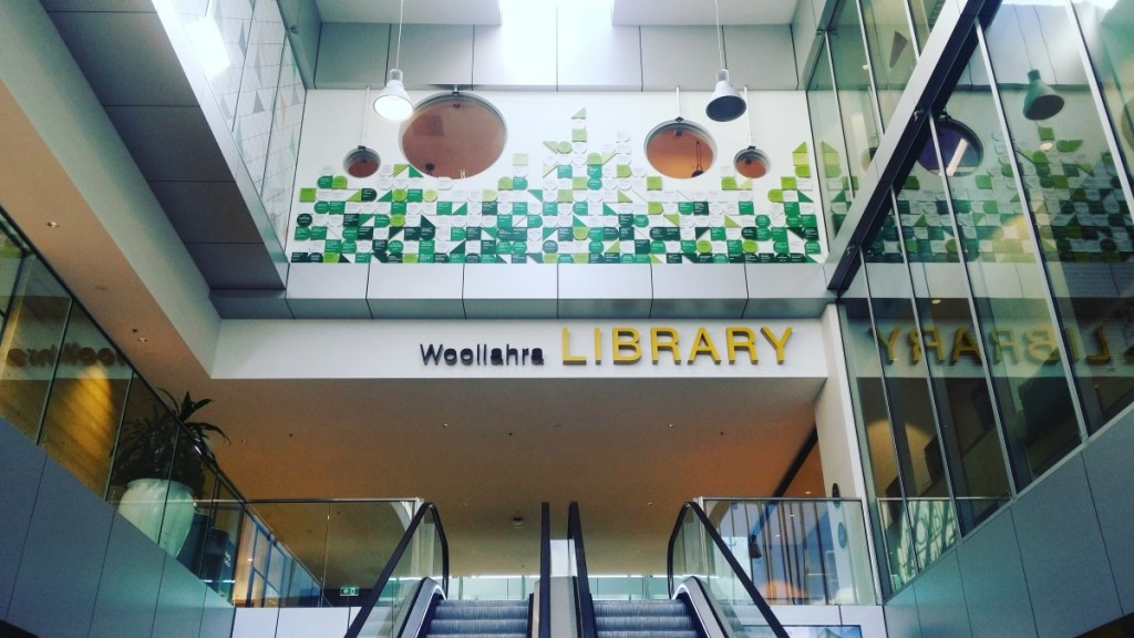 Sydney Indie Film Festival at Woollahra Library DB