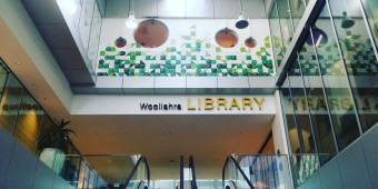 Sydney Indie Film Festival at Woollahra Library DB