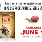 sydney indie ff showing adventures of jojo