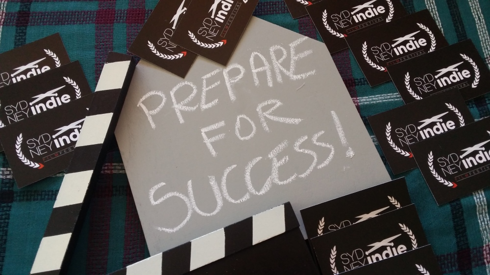 sydney indie film festival prepare for success