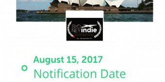 sydney indie film festival notifications 2017