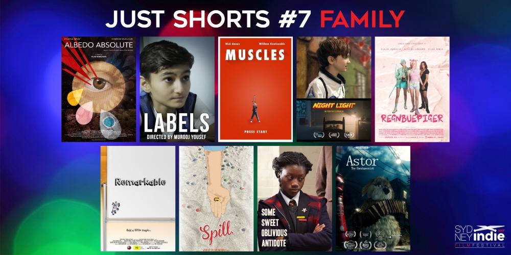 Sydney Indie Film Festival 2017 Family Shorts