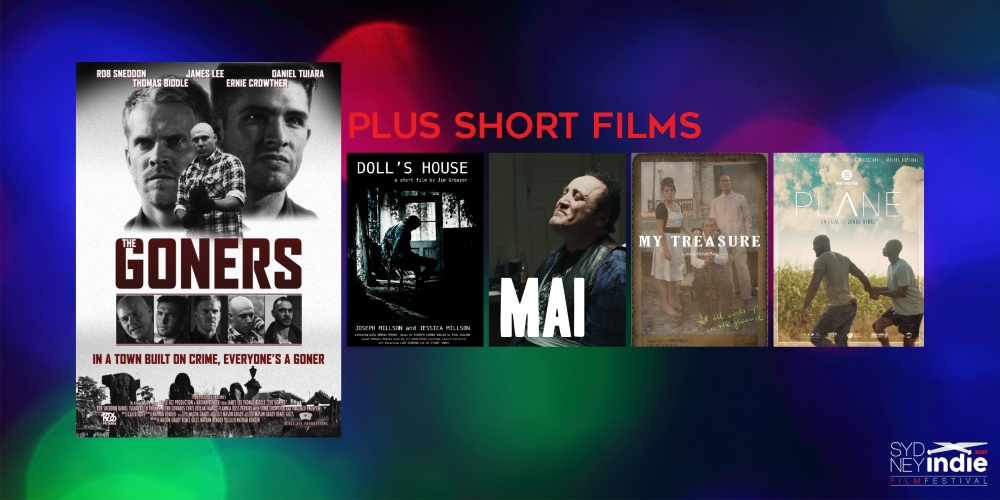 Sydney indie film festival 2017 Goners
