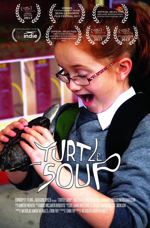Turtle Soup_dir Nicholas Andrew Halls_POSTER